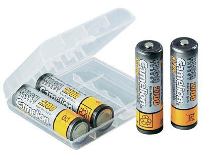 Oplaadbare batterijen aa 2700 mah nimh Camelion